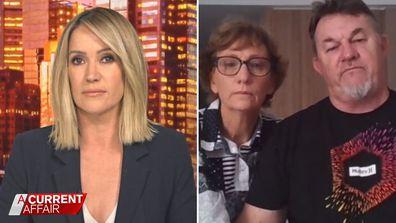 Aussie couple's extended quarantine