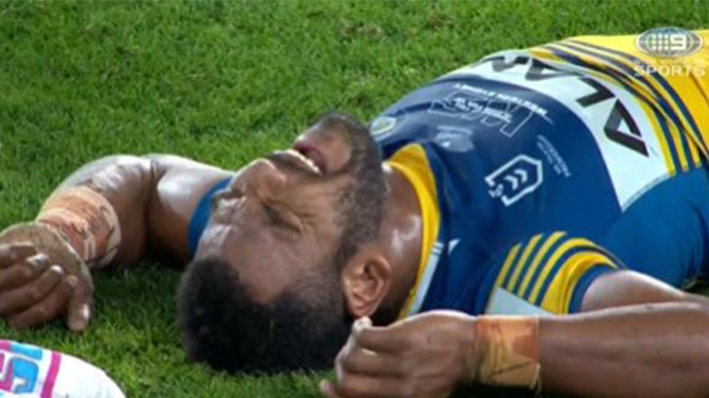 Huge blow for Eels as Maika Sivo officially ruled out of season, set to miss start of 2022