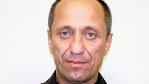 Mikhail Popkov described himself as a 'cleaner' who was purging the city of prostitutes. (Supplied)