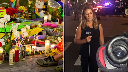 Orlando shooting: Reporter Laura Turner on a city in mourning