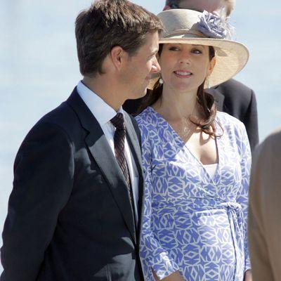 Royal pregnancies: Princess Mary