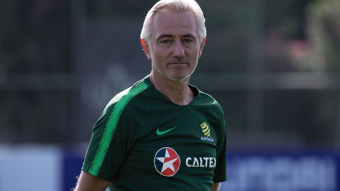 Socceroos prepare for 2018 World Cup in state of the art facilities