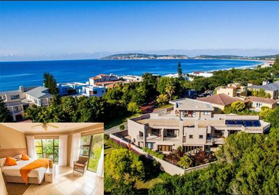 Eight bed house, South Africa, $940,000