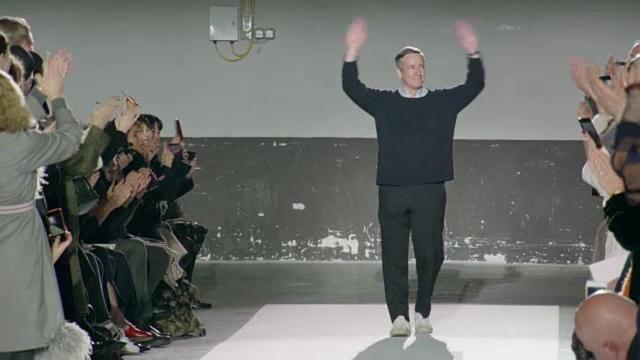 Dries Van Noten's 100th show