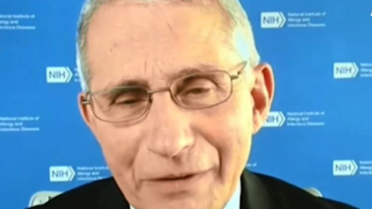 Dr. Fauci: I Will Take Vaccine; 'Let's Go Ahead and Approve It'
