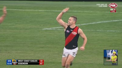 Bombers sink Eagles with early goal blitz