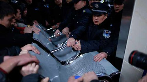 At least 35 people reportedly killed in New Year's Eve stampede in Shanghai