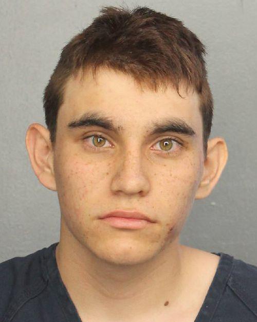 Police have released this mugshot of Nikolas Cruz. (Supplied)
