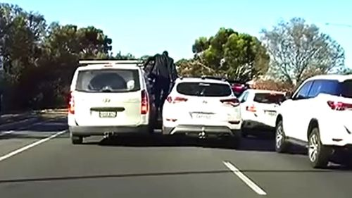 Police have urged people to behave responsibly on the road.