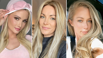 Holly Madison, Crystal Hefner and Kendra Wilkinson