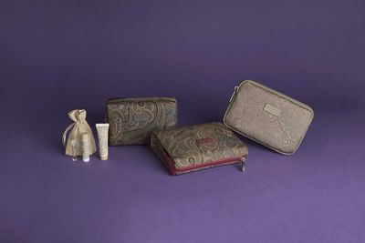 Business Class Amenity Kit, Asia - WESSCO International for Japan Airlines