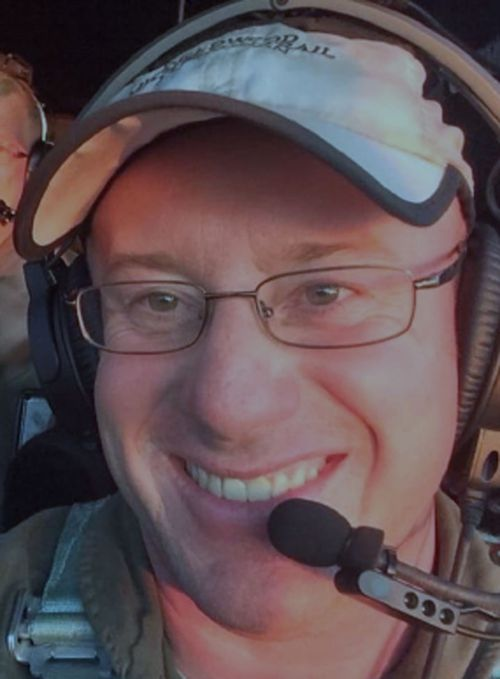 Captain Ian McBeth was killed in a plane crash south of Canberra.