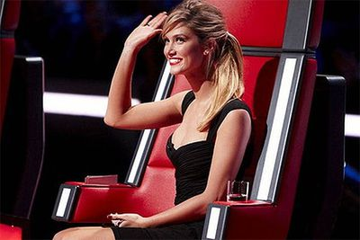 Poor Delta is like the lone Smurfette in amongst three male judges and a male co-host on <i>The Voice</i>. Love her or hate her, she's representing for the ladies and she makes for damn watchable TV.