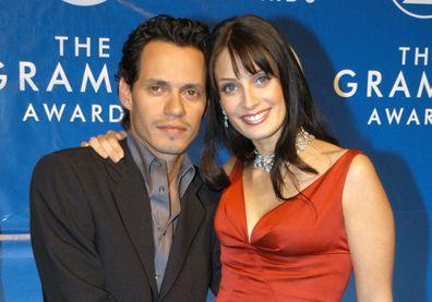 Marc Anthony and Dayanara Torres
