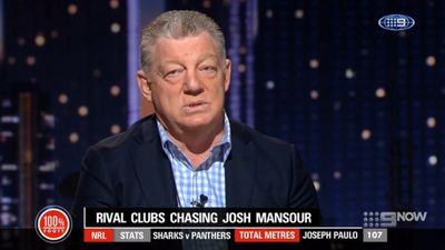 Phil Gould realistic over losing Josh Mansour to big money