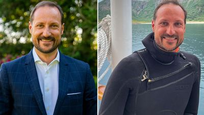 Crown Prince Haakon turns 48