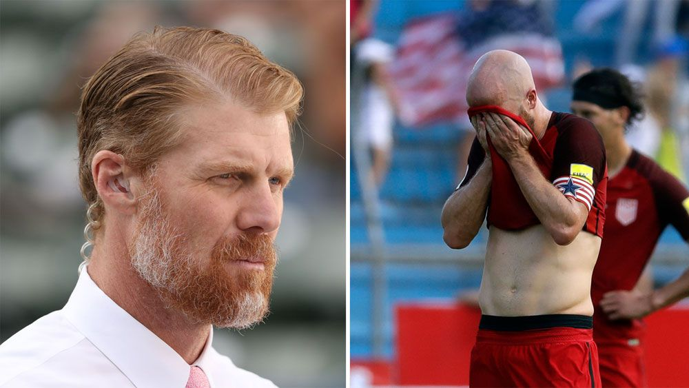 "Former US footballer Alexi Lalas labels team ""soft, underperforming, tattooed millionaires"" over World Cup qualifiers"