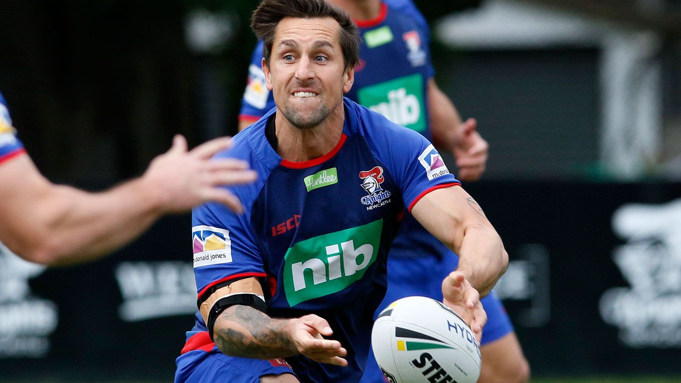 Mitchell Pearce to return for Newcastle Knights after recovering from injury