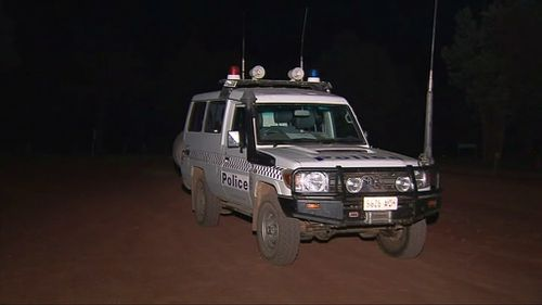 The search resumed early today. (9NEWS)