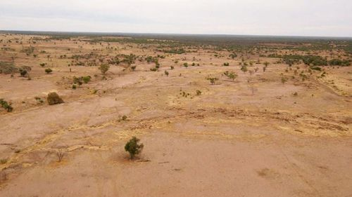 Parts of Australia are gripped by the worst drought in a century.
