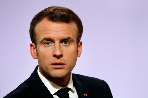 French President Emmanuel Macron agreed late Wednesday to abandon the fuel tax hike that triggered the movement, but their anger at his government has not abated.
