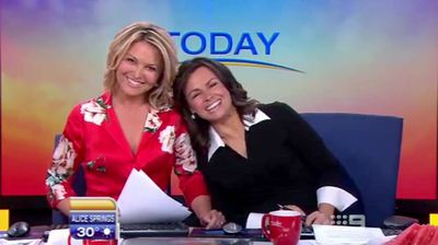 "There is no forgetting Georgie Gardner's now infamous ""long stabby thing"" comment or the time she was forced to defend her buns. Click through our collection of Georgie's best moments on air."
