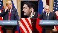 Trump's own party slam 'shameful' Putin summit