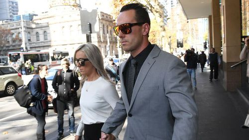 Lee is in the process of appealing his eight-year jail term handed down last year in November. Picture: AAP