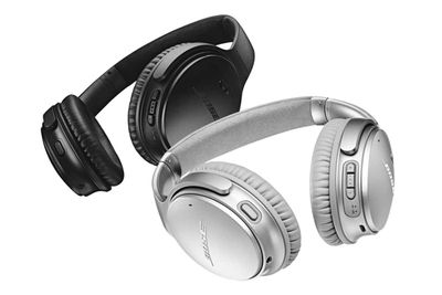 <strong>Wireless noise cancelling headphones</strong>