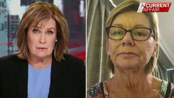 Brain surgery patient's wife decries Queensland premier's lack of leadership