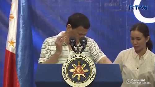 190510 Rodrigo Duterte cockroach election campaign Philippines News World