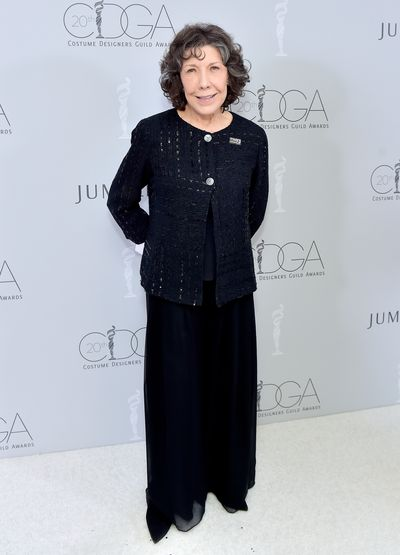 Actress Lily Tomlinat the 20th Annual Costume Designers Awards