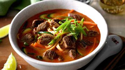 "<a href=""http://kitchen.nine.com.au/2017/05/29/15/36/lamb-and-vegetable-laksa"" target=""_top"">Lamb and vegetable laksa</a> recipe"