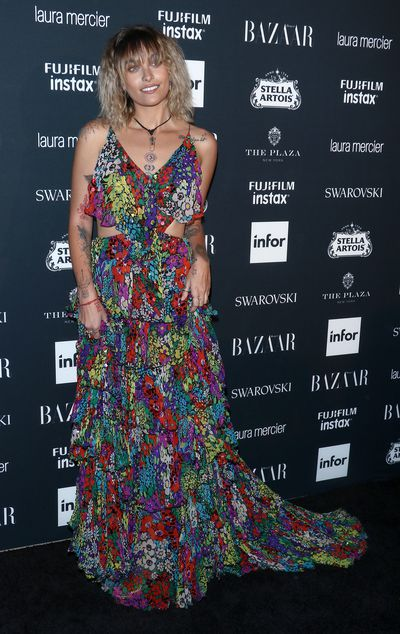Rising model star Paris Jackson, 19, is covered in tattoos and has matching ink with <em>Home Alone</em> star Macaulay Culkin.