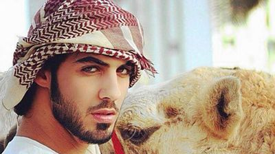 "<b>Omar Borkan Al Gala</b><br> Deported from Saudi Arabia but imported into hearts around the world. The Emirati man claimed last year to be <a href="" http://www.9news.com.au/world/2013/04/26/10/57/handsome-man-ejected-from-festival-named "">one of three expelled from the country</a> ""for being too handsome"". It was reported that he and his entourage were deported because they were so handsome police ""feared female visitors could fall for them"". (Image supplied)"