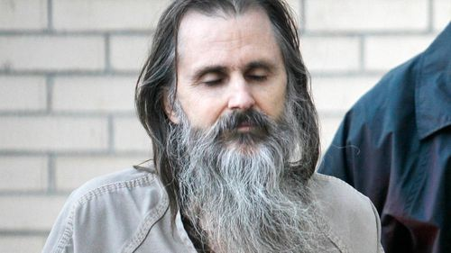 Former street preacher, Brian David Mitchell, said he received messages from God. (AP Photo/Colin E Braley)