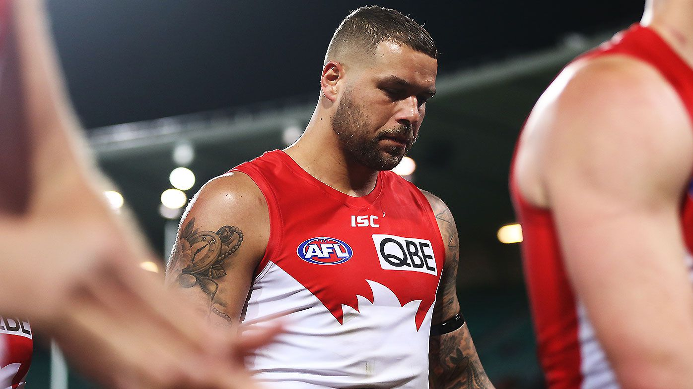 Sydney Swans officially rule out Lance Franklin's 2020 comeback after groin soreness