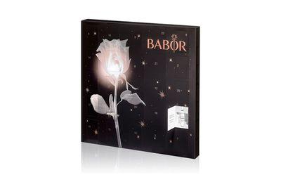 """<a href=""""https://au.babor.com/products/fluids-fp/58389-adventcalendar-2015.html"""" target=""""_blank"""">Ampoule Concentrates Advent Calendar, $182, Barbour</a>"""