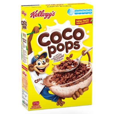<strong>Coco Pops (1.7 grams of fibre per 100 grams)</strong>