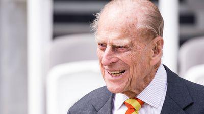 Prince Philip, May 2017