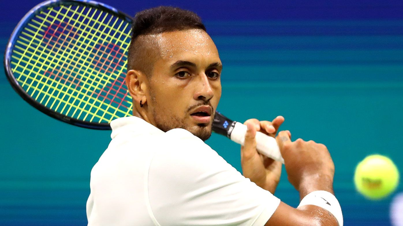 Why Nick Kyrgios is all but finished as a Grand Slam-winning prospect