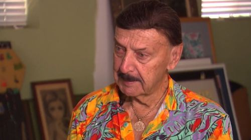 An elderly couple say their grandson scammed them and then sold their home.