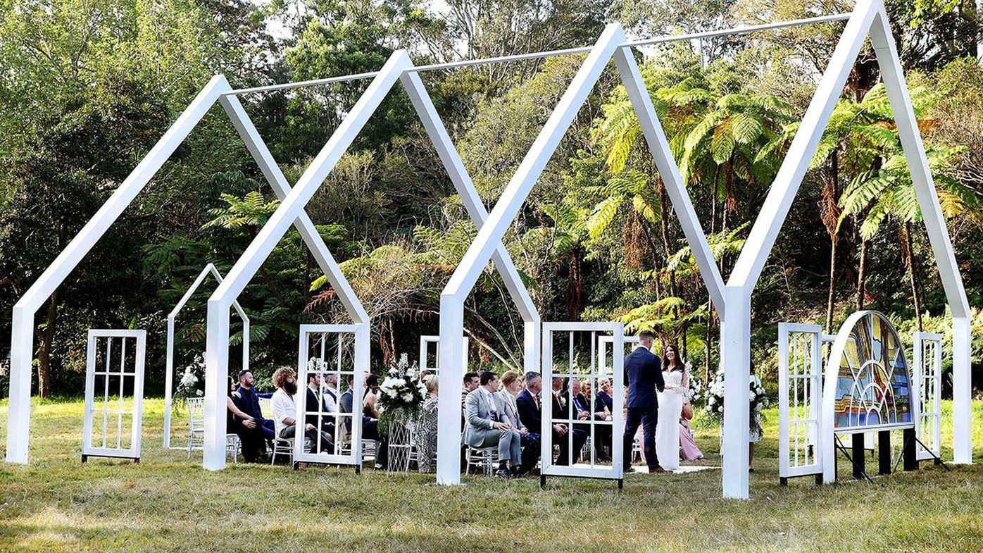Married At First Sight Wedding And Reception Venues 9homes