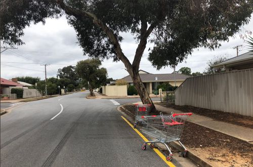 Disgruntled residents are fed up with the eyesores lining their suburban streets. Picture: 9NEWS