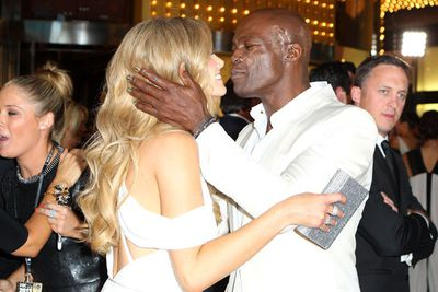 """Rumours of a romance between Seal and co-coach Delta started swirling when the show started in 2012. Seal was none too pleased, with his rep claiming they're """"just friends"""". A <i>Woman's Day</i> piece in May begged to differ, with a source saying they'd seen the pair holding hands on set looking """"like love-struck teenagers"""". Delta denied it all."""