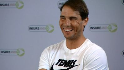 Rafael Nadal admits he's considering starting a family