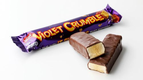 Robern Menz brings Violet Crumble back to South Australia. (AAP)