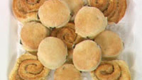 Sultana scones