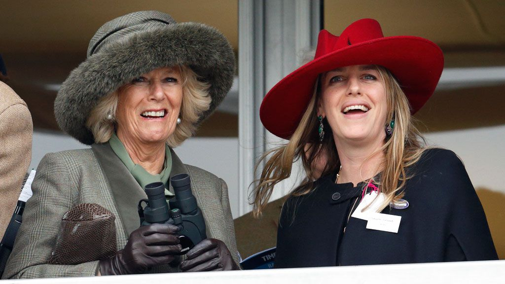 Do Prince Harry and Prince William have a secret step-sister?