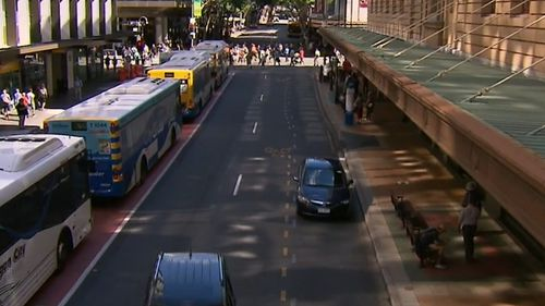 Queensland Police will undertake one of Brisbane's largest security operations of the year for Anzac Day. Picture: 9NEWS.